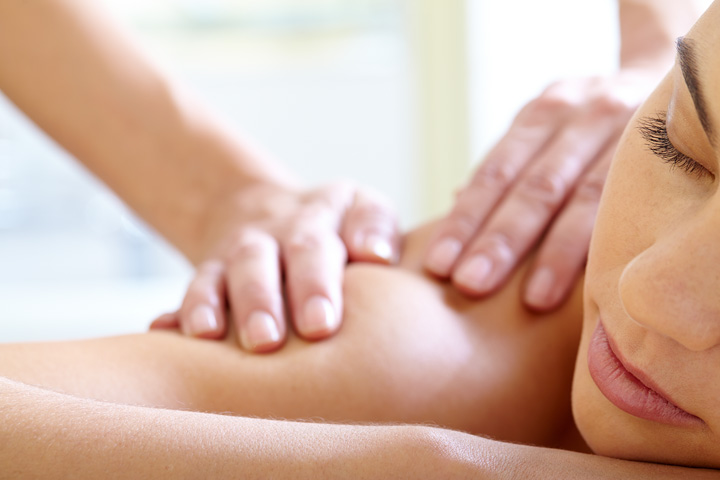 Elemis Deep Tissue Muscle Massage