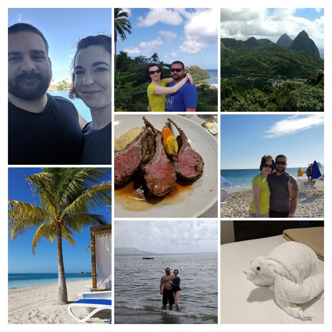 Danielle WerlineBarlow and Steve Ullrich's Honeymoon Registry